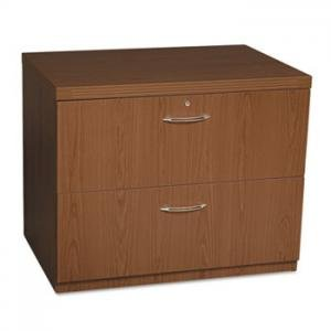 Mayline AFLF36LDC Aberdeen Series Freestanding Lateral File, 36w x 24d x 29½h, ()
