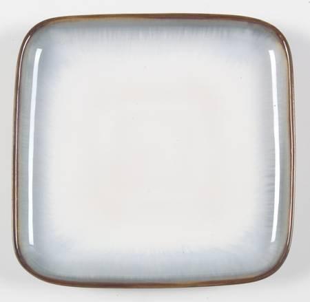Sango Concepts-Avocado Square Salad Plate, Fine China Dinnerware