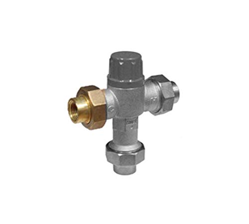 Zurn QMVCPVC4 Thermostatic Mixing Valve Connection, 3/4