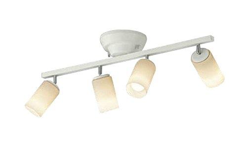 コイズミ照明 シャンデリア 白熱球60W×4灯相当 マットファインホワイト塗装 AA47250L B07219JSW8 28362