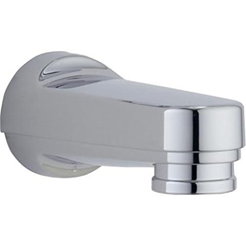 Delta Faucet RP17454 Tub Spout Pull-Down Diverter, Chrome (Pulldown Faucet Delta)