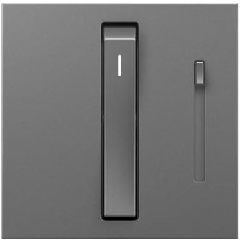 Legrand Adorne ADWR703HM4 700-Watt Toggle Dimmer Wall Light Switch - Three-Way (Adorne Light Switches)