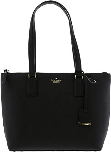 Kate Spade New York Women's Cameron Street Small Lucie Tote, Black, One Size