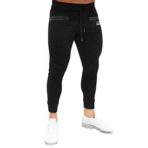 - Realdo Men's Sweat Pants Big, Mens Athletic Slim Fitness Running Jogging Sports Pants