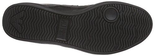 Nero Armani Scarpe Black Uomo Stringate Jeans06565YO Nero 12 Schwarz xxzpwIZq