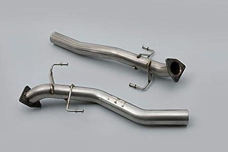 Milltek SSXPO016 2003 Cayenne 955 Turbo y Turbo S Catalyst Bypass secundario: Amazon.es: Coche y moto