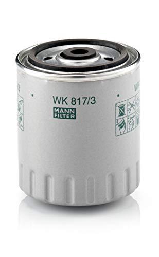 (Mann Filter WK 817/3 X fuel filter)