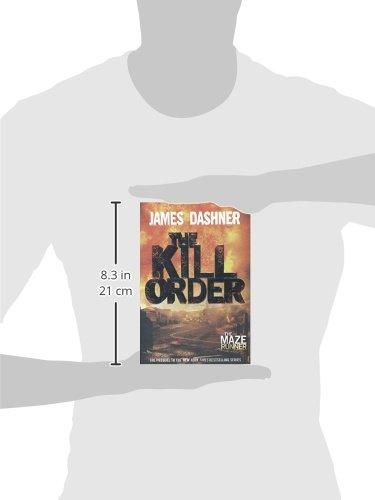 The Kill Order: Book Four; Origin (The Maze Runner Series)