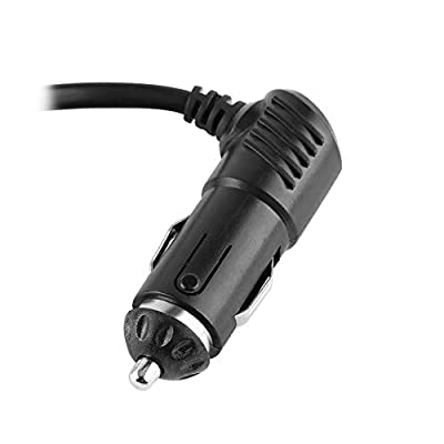 Qiilu DC 12V/24V USB 4 Way Car Cigarette Lighter Socket Splitter Power Charger Adapter Popular
