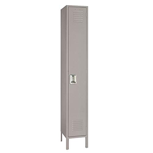 Lyon DD5062 1 Tier Steel Locker Unit with 1 Frame, 15
