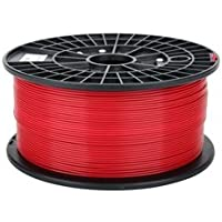 Ink Pipeline, RED 1.75MM PLA FILAMENT, 1KG 3D PRINTER FILAMENT