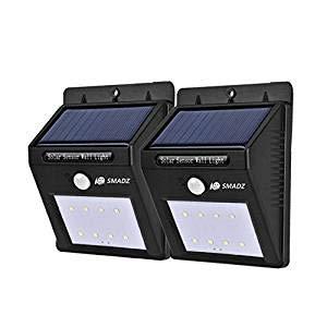 12 Led Solar Garden Lights in US - 5