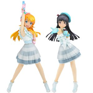 Sister [NEW] I will figure EX OP theme song irony Jacket Ver no so cute all set of 2 (japan import)