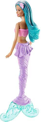 Barbie Mermaid Doll, Candy Fashion