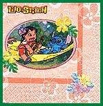 Lilo & Stitch Small Napkins -