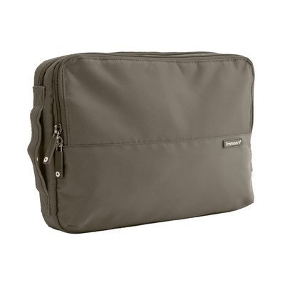Delta Netbook Sleeve Color: Taupe Brown, Size: 10.4""