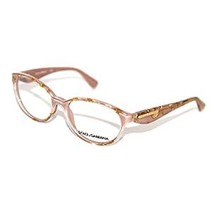 Dolce & Gabbana DG3173 Eyeglasses-2749 Leaf Gold On Powder-53mm
