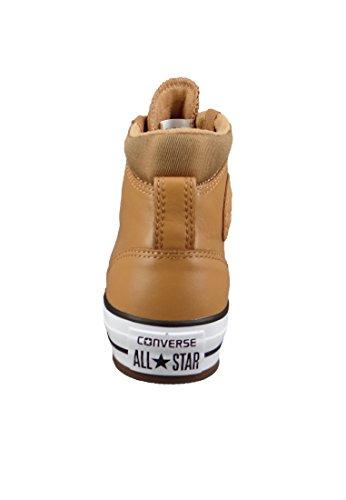 Converse doublure 134478C Brown Pinecone Bottes Chipmunk cuir en mi 7tt0rx
