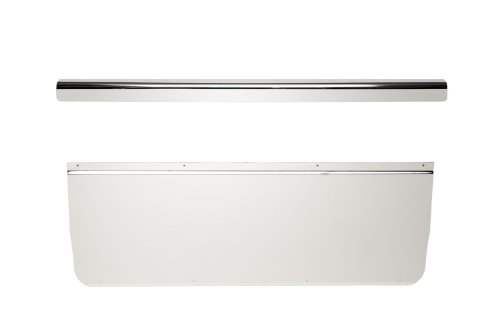 Putco 59110 Stainless Steel Full Tailgate - Protector Putco Bed