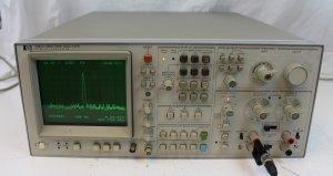 HP 3582A 0.02 Hz to 25.5 kHz Audio Spectrum Analyzer