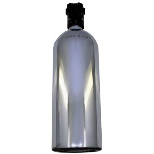 Nitrous Express 11050P Polished Nitrous Bottle with Standard L45 Valve - 5 (Polished Nitrous Bottle)