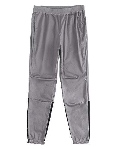 Sarouel Fit Sport Modchok 4 Homme Gris Survêtement Slim Bas De Pantalons Clair Pants Sweat zz8t6q