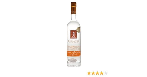 Diplomático Ron Platinum - 700 ml: Amazon.es: Alimentación y ...