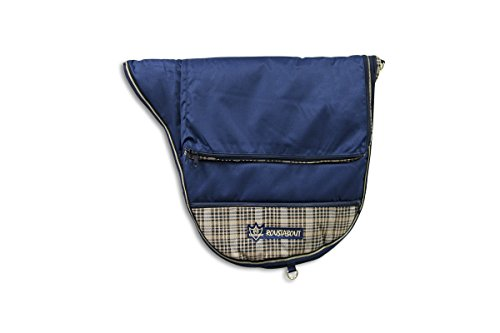 Kensington Signature Dressage Saddle Carrier, Navy with Navy (Signature Saddle)