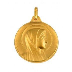 Premier Carat - Médaille Vierge classique