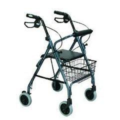 Amazon.com: go-lite andador Walker de aluminio Deluxe w/Loop ...