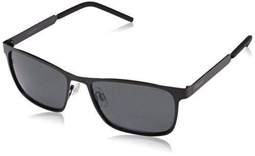 Pz S Black 2047 PLD Matt Negro Polaroid Sonnenbrille Grey qwT8R6BB