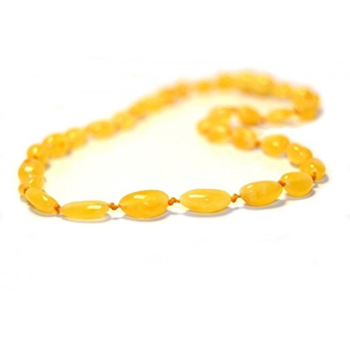 The Art of Cure Teething Necklace - Milk Bean - 1