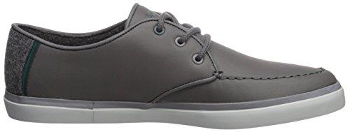 Lacoste Mens Sevrin 417 1 Sneaker Grigio Scuro