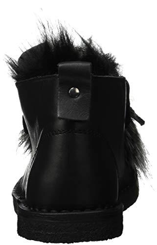 Ne A Frau Polacchini Donna Sneaker grigio nero Alto Nero Gr Collo qxg1z