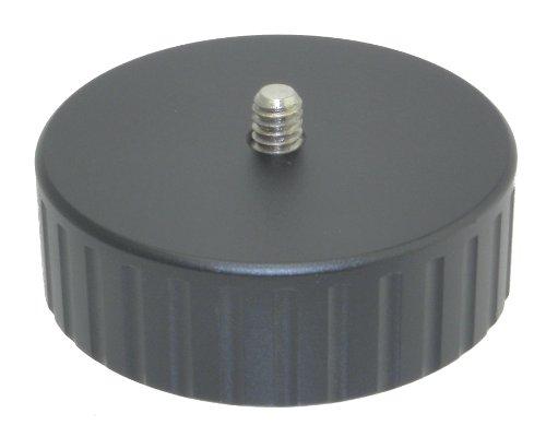 Tripod Reducer 3/8 to 1/4 50mm Diameter Mount / Post / Stud / Head Adapter 59mm Diameter