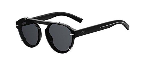 New Christian Dior Homme BlackTie 254S 807/2K Black Sunglasses