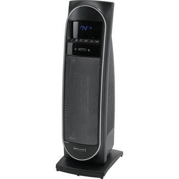 Bionaire, Ceramic Tower Heater 2 Heat Settings, 1500 Watt, Eco-smart Energy Saving, 24 Hour Timer Bionaire Ceramic Heaters