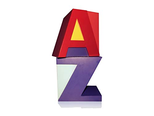 - Bookends Heavy Duty Nonskid - Pop Colors A to Z Bookends for Heavy Books | Modern Decor Heavy Duty Bookends for Kids and Bookends Decorative for Office Classroom Home and More