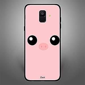 Samsung Galaxy A6 Pig eyes