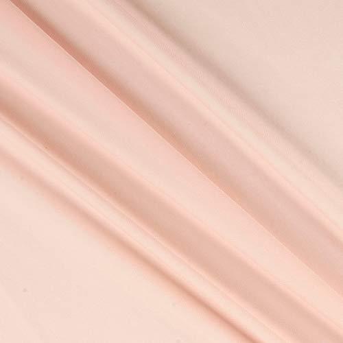 Ben Textiles Chiffon Solid Blush Pink Fabric By The Yard