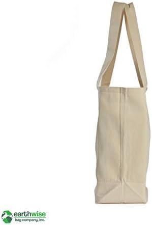 Eco-Friendly Bag Plastic Free Zero Waste Handmade. Foldable Compact Cotton Bag Farmers Market Tote Patriotic Stripe Reusable Grocery Bag