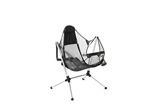 Nemo Stargaze Recliner Luxury Camping Chair, Graphite ()
