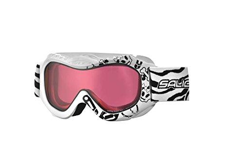 Saule 601dad Lunettes de ski Noir/Blanc