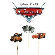 Price comparison product image Cars 2 Cupcake Picks (24ct)