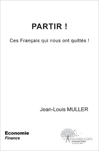 Lire PARTIR ! pdf ebook