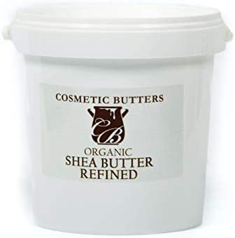 Shea Butter Refined Organic – 100 Pure and Natural – 1Kg