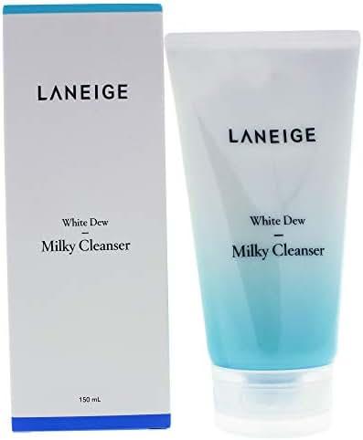 Laneige White Dew Milky Cleanser By Laneige for Unisex - 5.07 Oz Cleanser, 5.07 Oz
