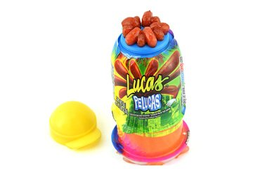 Amazon.com : Lucas Pelucas Tamarindo Candies - 9.9 Oz : Suckers And Lollipops : Grocery & Gourmet Food