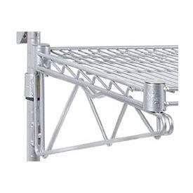Adjustable Single Shelf Support Kit 24 Inch