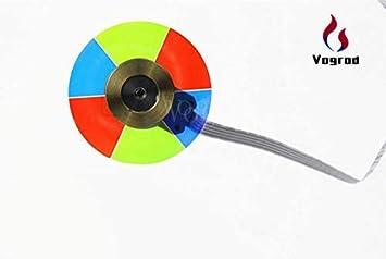 Vogrod Benq W1070 - Rueda de Color para proyector Benq HTH1070 ...